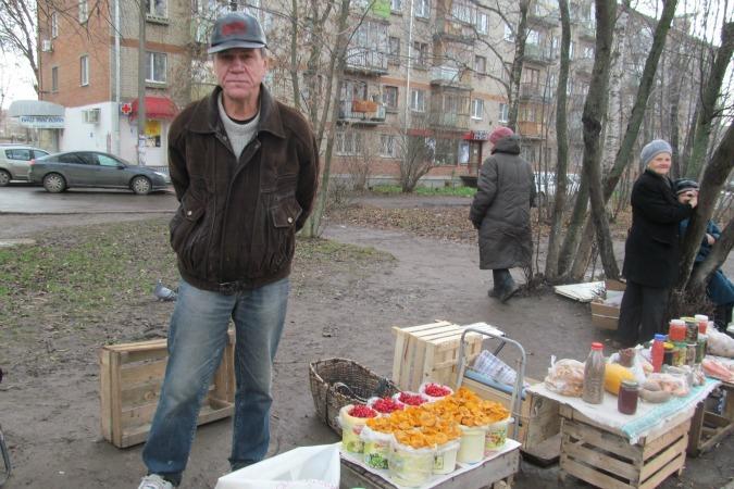 Во Владимире никак не закончится грибной сезон