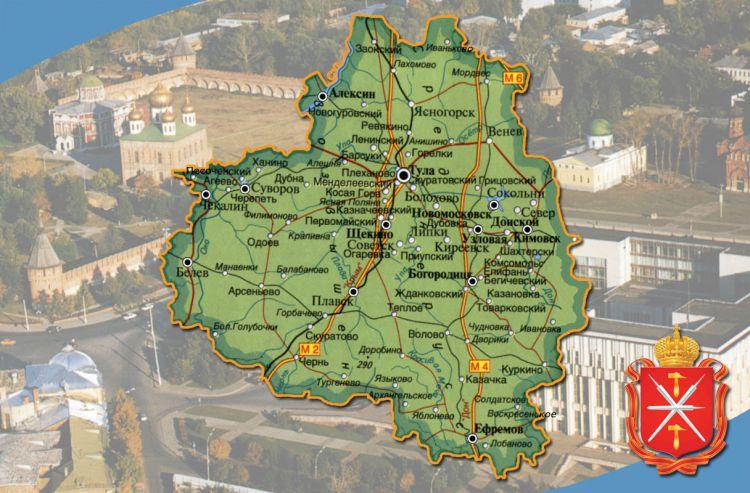 Общероссийская общественная организация «Зеленый патруль» опубликовала экологический рейтинг Тульской области, которая занимает в рейтинге 80 место из 83