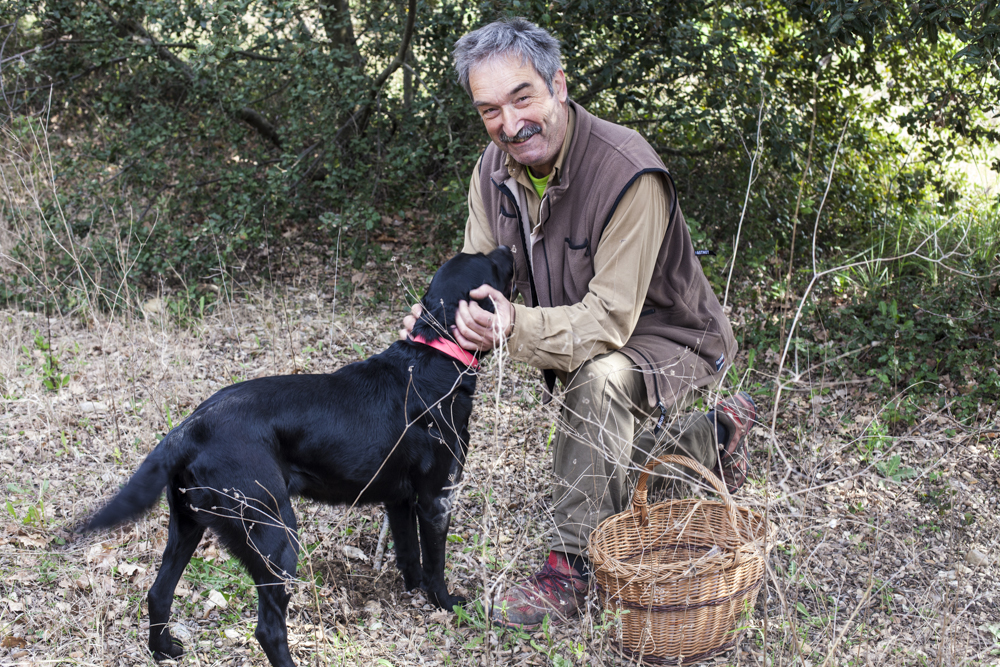 Кристиан и его собака Шушу