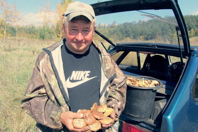 Как узнать, где прячутся самые вкусные грибы Белгородской области?