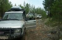 """Машины любителей """"тихой охоты"""" грабят в калужских лесах"""