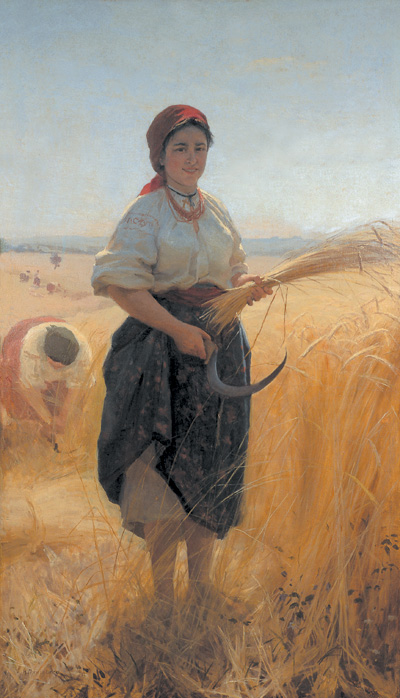 Страдницей Ольгу прозвали за то, что ее именины на Руси приходились на самый разгар полевых работ