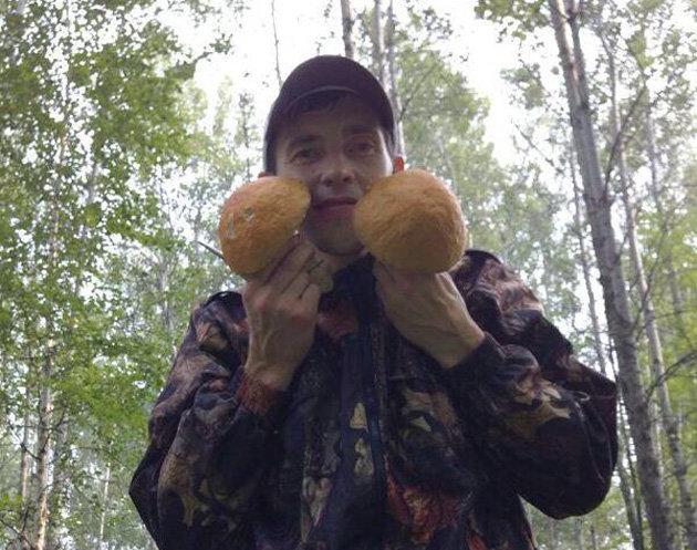 Павел Дацюк: «В Мичигане пока не нашел грибных мест»